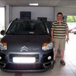 Steffen Unger aus Radeberg, Citroen C Picasso - Vorführwagen
