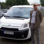 Taxi-Klette Herr Steffen Pakiet - Jumpy Kombi