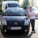 Stephanie Klinkicht aus Neustadt, Citroen C2 - Gebrauchtwagen
